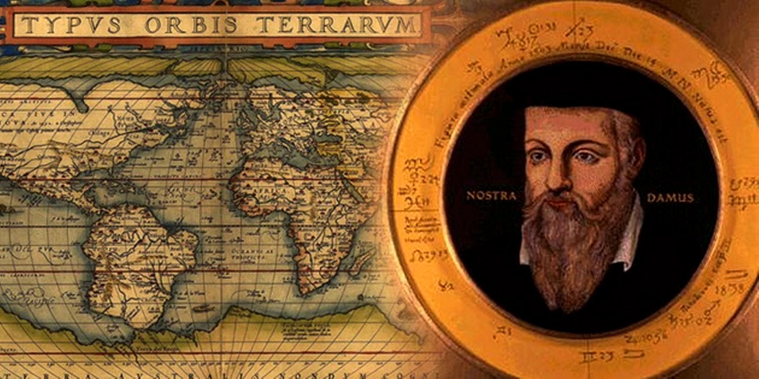 Codici Profetici Nostradamus