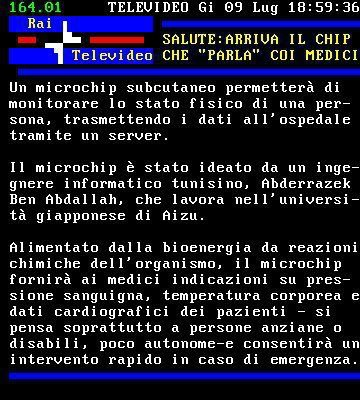 microchip sottopelle